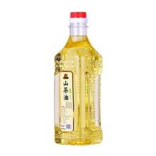 宝庆桂芳野生纯正山茶油婴儿护肤茶油食用油茶籽油1L植物油