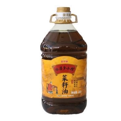 金龙鱼外婆乡小榨菜籽油(4L)