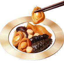 亲福源 佛跳墙 加热即食 捞饭即食 海参 鲍鱼 海鲜熟食3人份750克