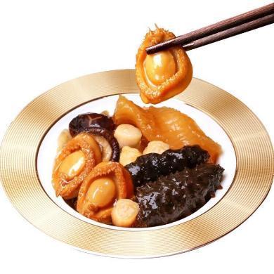 親福源 佛跳墻 加熱即食 撈飯即食 海參 鮑魚 海鮮熟食3人份750克