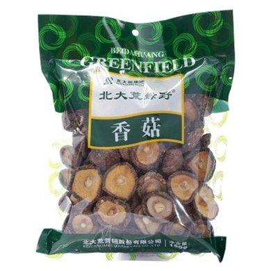 【东北特产】北大荒绿野 山珍干货 香菇150g 东北山珍菌菇特产