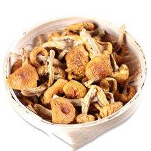 【東北特產】大興安嶺 野生黃油蘑250g 小 黃油菇 東北土特產 干貨特產