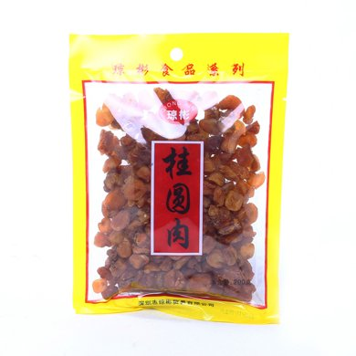 瓊彬桂圓肉(200g)