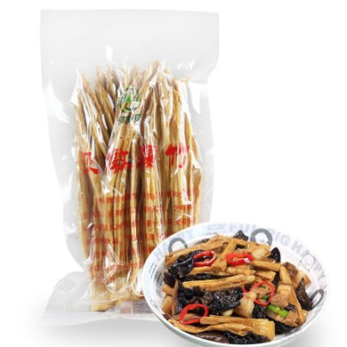 【廣東特產】河鄉貝 腐竹350g/袋 干貨 豆腐皮 黃豆腐竹腐皮豆制品廣東客家土特產