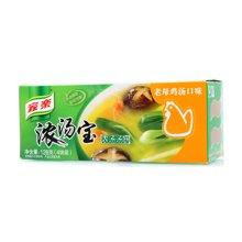 家乐浓汤宝老母鸡汤汤底(128g)