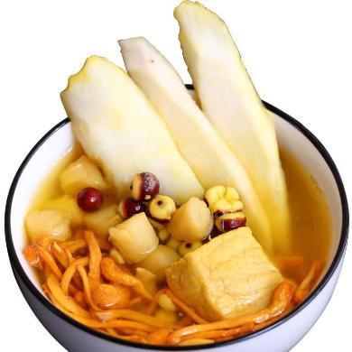煲汤材料 汤料包 汤料广东滋补药膳炖汤 补品材料虫草花干贝汤100g