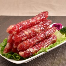 【广东特产】大利是福 广东切肉腊肠454g 得福大利是腊味 广味香肠腊肉 年货送礼广式特产