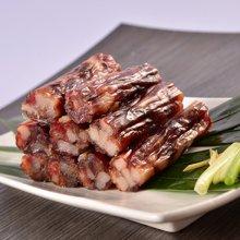 【广东特产】大利是福 广式豉香冬菇腊肠500g 精选土猪五花肉香肠 广东特产腊味 年货送礼