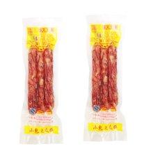 【广东特产】大利是福 广式腊肠100g 小包装广味香肠腊味  得福大利是福 广东干货特产