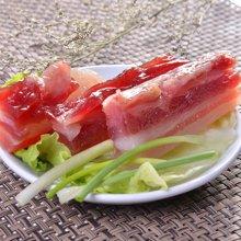 【广东特产】大利是福 广东水晶腊肉120g 袋装 得福大利是福腊味 年货送礼广式特产
