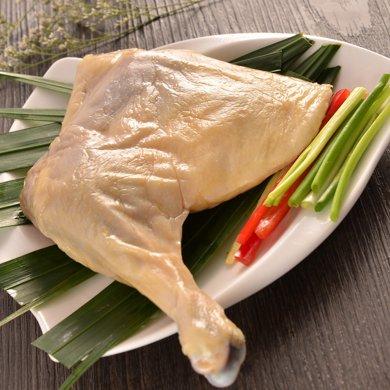 大利是福 臘鴨腿160g*3包 廣東廣式風味鹽腌 咸味 福大利是年貨得福臘味真空包裝煲仔飯