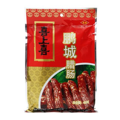 喜上喜鵬城臘腸(400g)