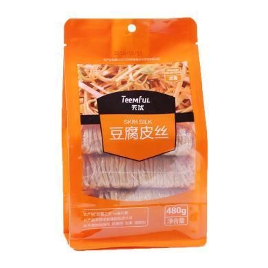 天優豆腐皮絲(480g)