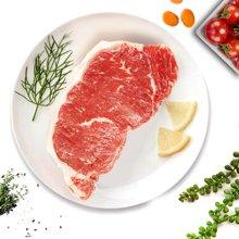 沙朗牛排套餐 4份装 牛排套餐 家庭牛排 180g* 4 西冷牛扒 配酱料包