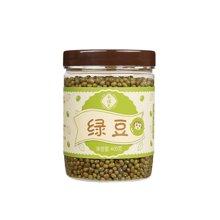 永福元绿豆  杂粮 400gx2罐