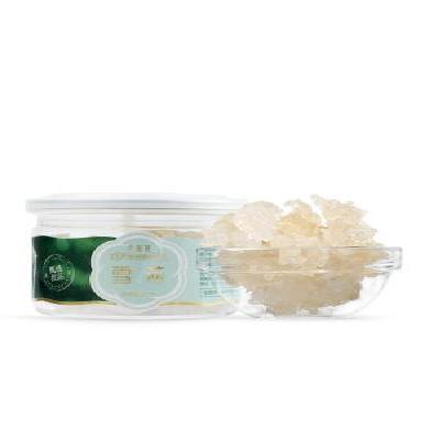 金燕耳 拉丝雪燕80g天然野生特级正品植物胶质可搭配桃胶皂角米食