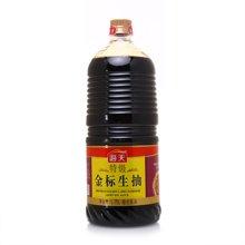 海天特级金标生抽酿造酱油(1750ml)
