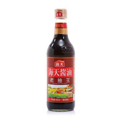 海天老抽王釀造醬油(500ml)