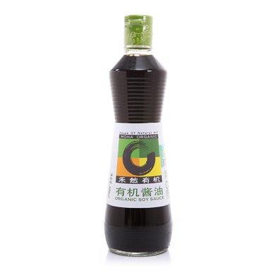 禾然有机酱油(500ml)