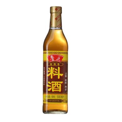 #魯花自然香料酒(500ml)
