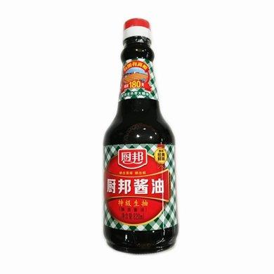 厨邦酱油(820ml)