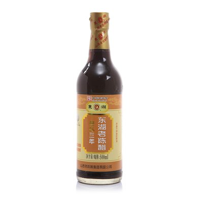東湖金標三年老陳醋(500ml)