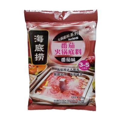 海?#26700;?#30058;茄火锅底料(调味料)(200g)