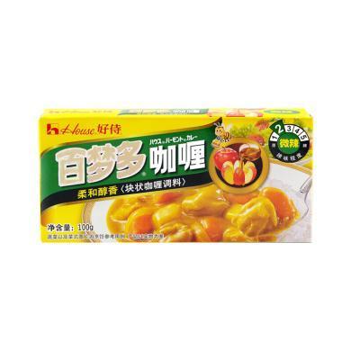 ¥!百夢多咖喱微辣味(100g)