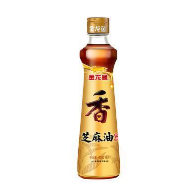 金龍魚芝麻油(400ml)