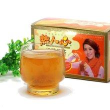 热人心红糖姜茶96g(12泡)永定土楼 福建特产 老姜汤(生产日期:2017年6月12日)保质期24个月