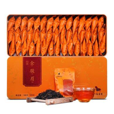 八馬茶葉 武夷山金駿眉紅茶 私享禮盒裝180克  D0077