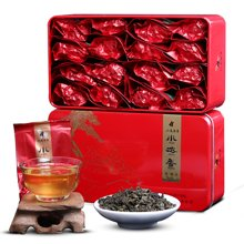 八马茶业 安溪铁观音浓香型 小浓香1号铁盒装茶叶 乌龙茶125克 AA2097