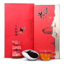 八马茶叶 水仙茶叶福建武夷岩茶乌龙茶 简约礼盒装新品200克 AD021