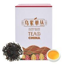 陆宇潮州凤凰单枞茶锯朵仔茶叶单从茶浓香型杏仁香特级乌龙茶茶叶罐装 100g/罐LY008