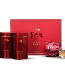 八馬茶業 年貨茶禮 賽珍珠鐵觀音 福建安溪濃香型茶葉禮盒 烏龍茶200克 AA2137