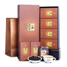 八马茶叶 安溪铁观音礼盒 赛珍珠1000 浓香型 烟条装 乌龙茶133克 AA2056