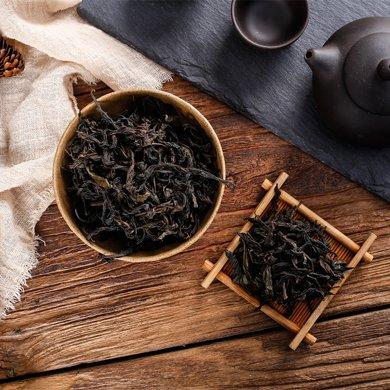 福建武夷山岩茶正岩肉桂马头岩散装500g大红袍足火浓香型茶XS-FB004