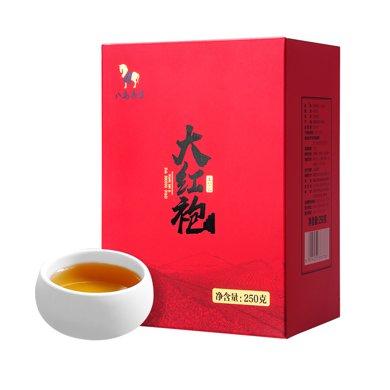 八马茶业 大红袍 武夷山 高山岩茶 乌龙茶 自饮简装250克 AB088