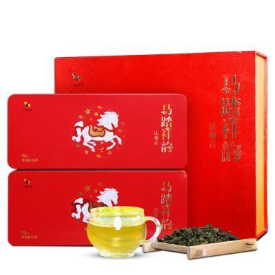 【買一送一】八馬茶業 馬踏祥韻 清香型 安溪鐵觀音 烏龍茶茶葉禮盒裝504克