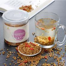 【贵州特产】问候自然 黑苦荞茶荞麦茶花草茶枸杞胚芽茶贵州特产2罐装