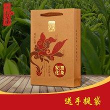 【湖南特产】【河曲溪】湖南特产安化黑茶金花天茯1kg茶叶礼品茶001