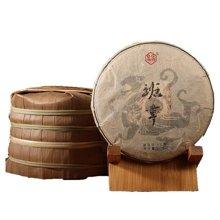 班章五寨系列之新班章 云南普洱生茶 整提5饼 200克/饼共1公斤