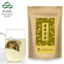 水品元玄米煎茶日式袋泡茶葉綠茶茶包酒店料理茶三角3袋SPY11