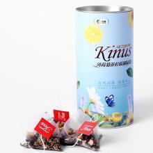中粮Kinus可兰纳斯薄荷菊花柠檬调味茶3g*12袋