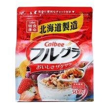 Calbee水果麦片(500g)
