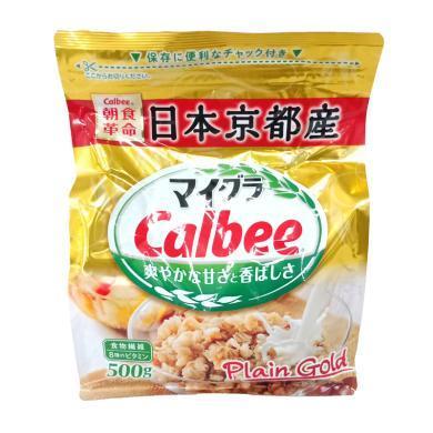 G Calbee卡樂比混合麥片(500g)