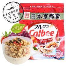 Calbee水果麦片 NC3(500g)