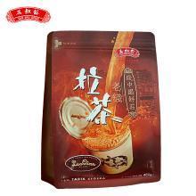 马来西亚原装进口三叔公老钱拉茶三合一速溶奶茶装饮品袋装12条装