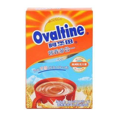 阿華田營養多合一麥芽蛋白固體飲料(180g)