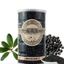 私房小厨芝麻黑豆粉750g 五谷营养早餐 代餐粉